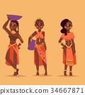 向量 向量圖 非洲 34667871