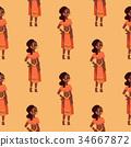向量 向量圖 非洲 34667872