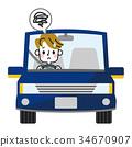 駕駛 開車 駕車 34670907
