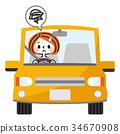 駕駛 開車 駕車 34670908