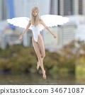 天使 仙子 女性 34671087