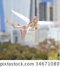 天使 仙子 女性 34671089