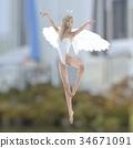 天使 仙子 女性 34671091
