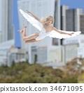 天使 仙子 女性 34671095