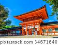 교토 시모 가모 신사 세계 유산 34671640