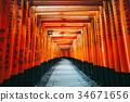 京都伏见稻荷大社日本 34671656