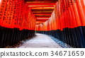 Kyoto Fushimi Inari Taisha Shrine Japan 34671659