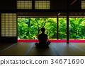 교토 일본식 이미지 34671690