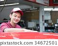 加油站 店员 售货员 34672501