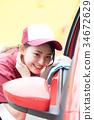 加油站 女性 女 34672629