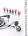 演奏 音乐 乐队 34673461