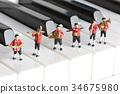 钢琴 演奏 表演 34675980