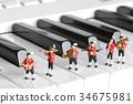 音樂 樂譜 鋼琴 34675981