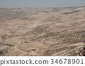 풍경, 경치, 요르단 34678901