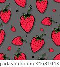 design, pattern, fruit 34681043