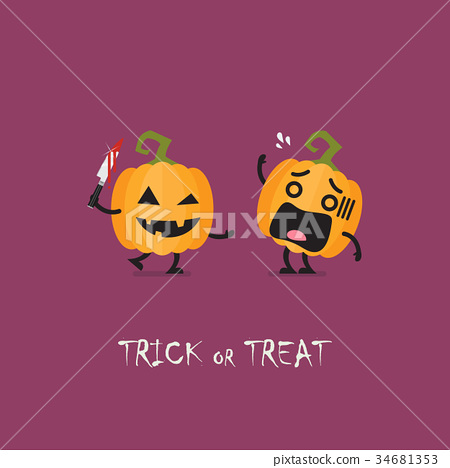 Trick or Treat 34681353