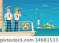 船 船长 船员 34681533