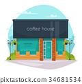 图标 房屋 房子 34681534