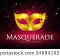 Masquerade Mask Background 34684103
