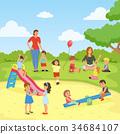 kid, baby, babysitter 34684107