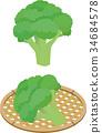 主编滤网 蔬菜 食品 34684578