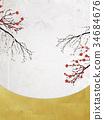 매실, 매화꽃, 매화 34684676