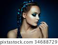Fantasy Girl. Mermaid. 34688729