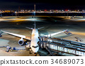 밤 하네다 공항 34689073
