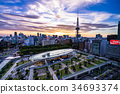 nagoya, tv, tower 34693374