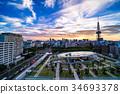 nagoya, tv, tower 34693378