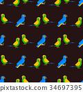 向量 向量圖 鳥兒 34697395