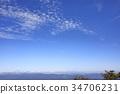 秋天的天空 卷积云 天空 34706231