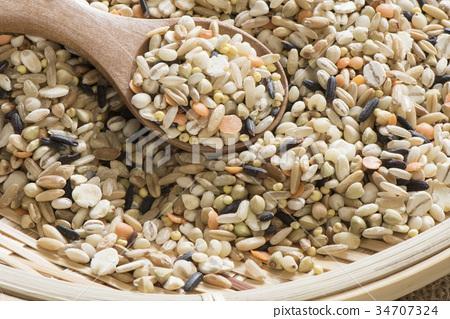 十穀健康米 34707324