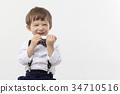燕尾服,商人,嬰兒 34710516