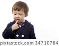 턱시도,비즈니스맨,유아 34710784