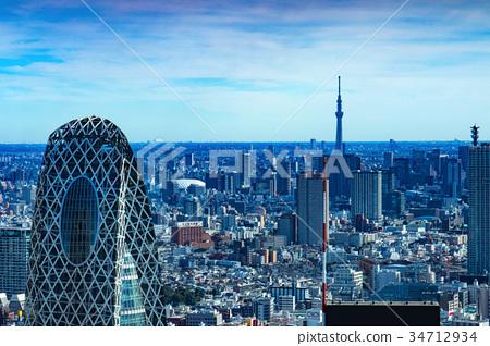 너의 이름은. 촬영지를 돌아 다니는 여행 도쿄 스카이 트리 34712934
