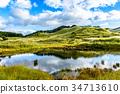 풍경, 경치, 연못 34713610