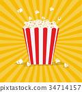 popcorn, corn, pop 34714157