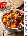 湯 燉湯 蔬菜 34718061