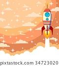 火箭 单调 平 34723020