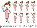 youthful, female, females 34724218