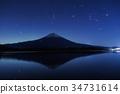 狸子湖 富士山 世界文化遺產 34731614