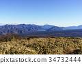 겨울 竜ヶ岳 (야마나시 명산)에서의 경치 34732444
