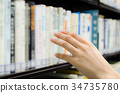 libraries, library, bookstore 34735780