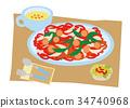 neapolitan, spagetti, spaghetti 34740968