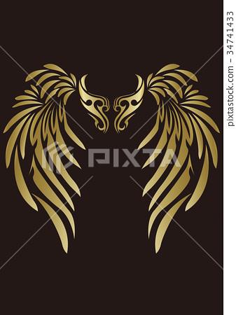 部落很酷的翅膀 34741433