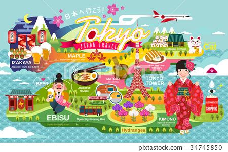 Japan Travel poster 34745850