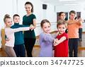 children dancing tango 34747725