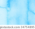 Watercolor background 34754895