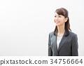 事業女性 商務女性 商界女性 34756664